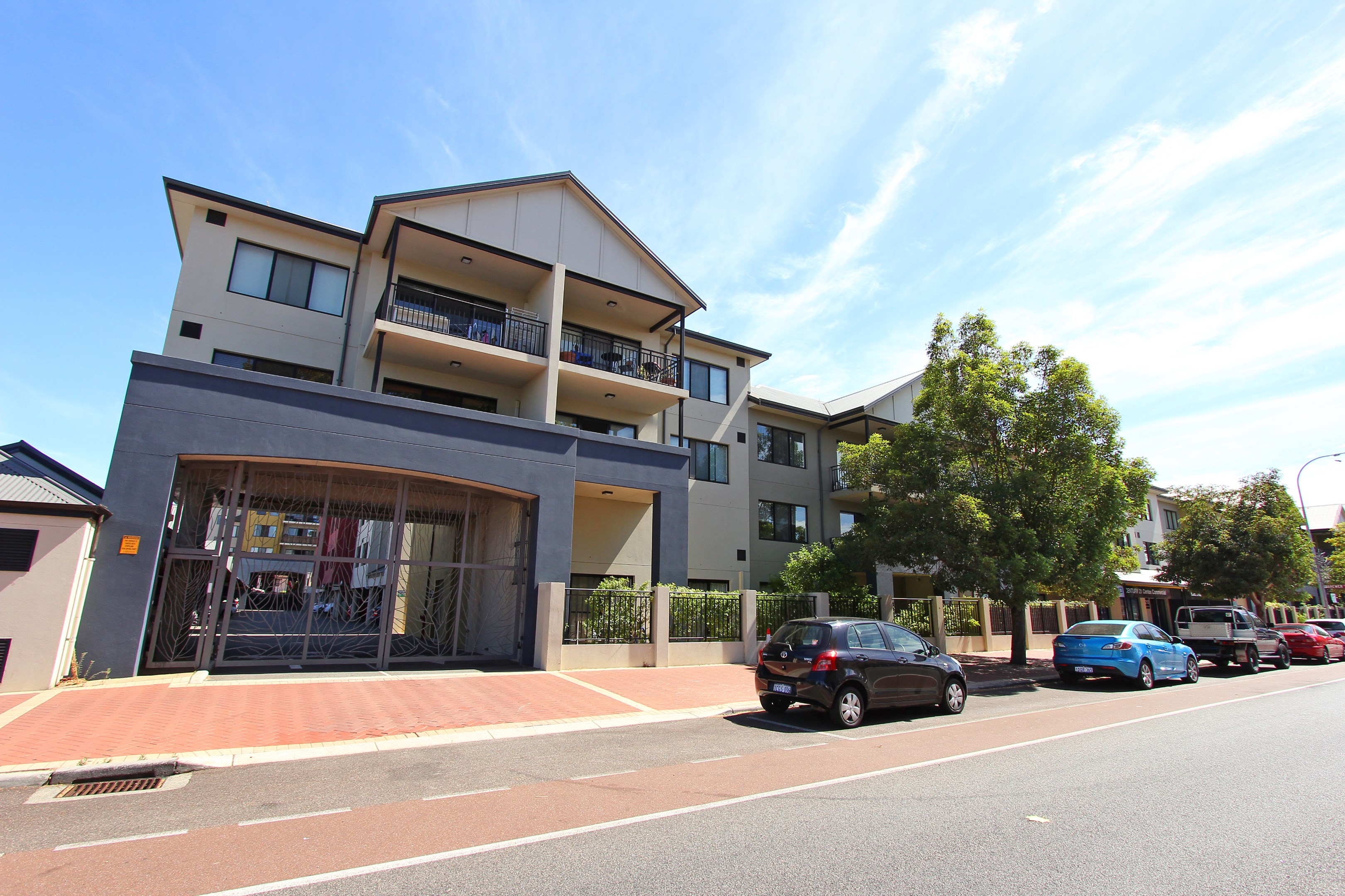 105/215 Stirling Street, Perth WA 6000 - Apartment For ...