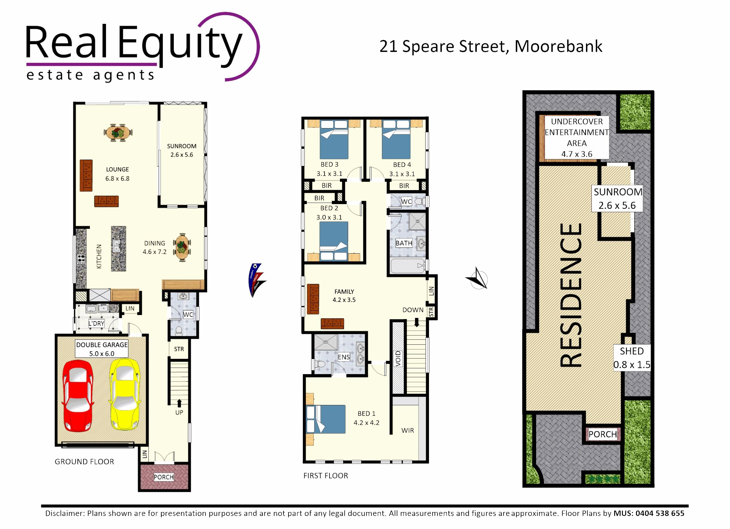 Property Report for 21 Speare Street, Moorebank NSW 2170