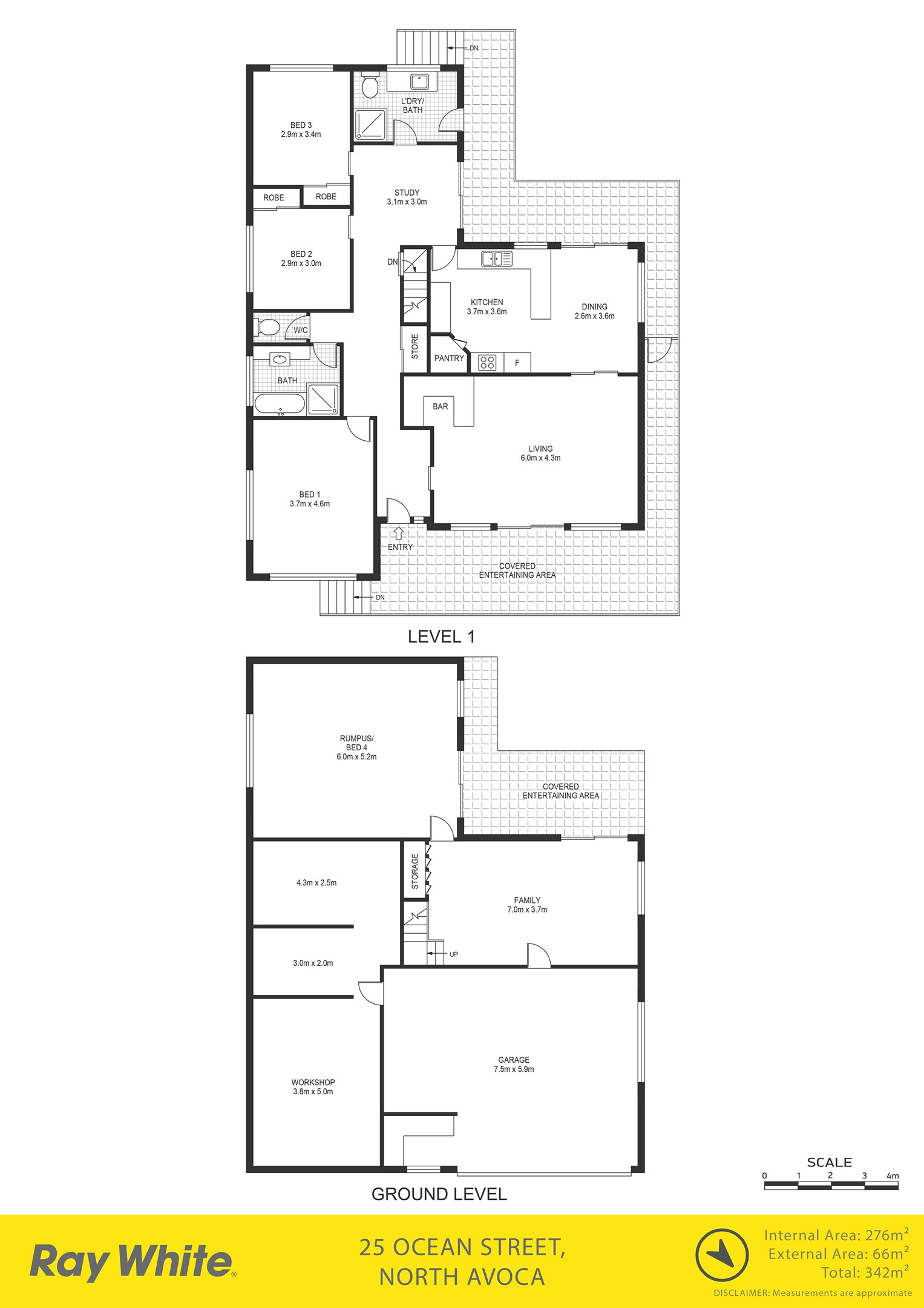 Property Report for 25 Ocean Street, North Avoca NSW 2260