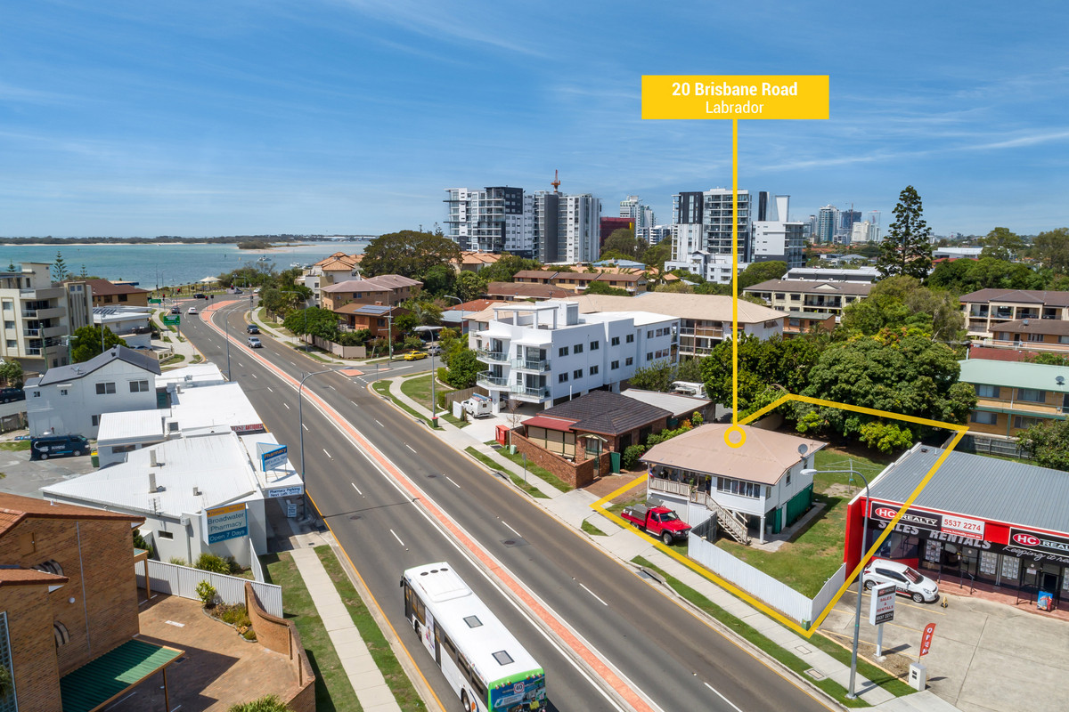 20 Brisbane Road, Labrador QLD 4215 - House For Sale | Domain
