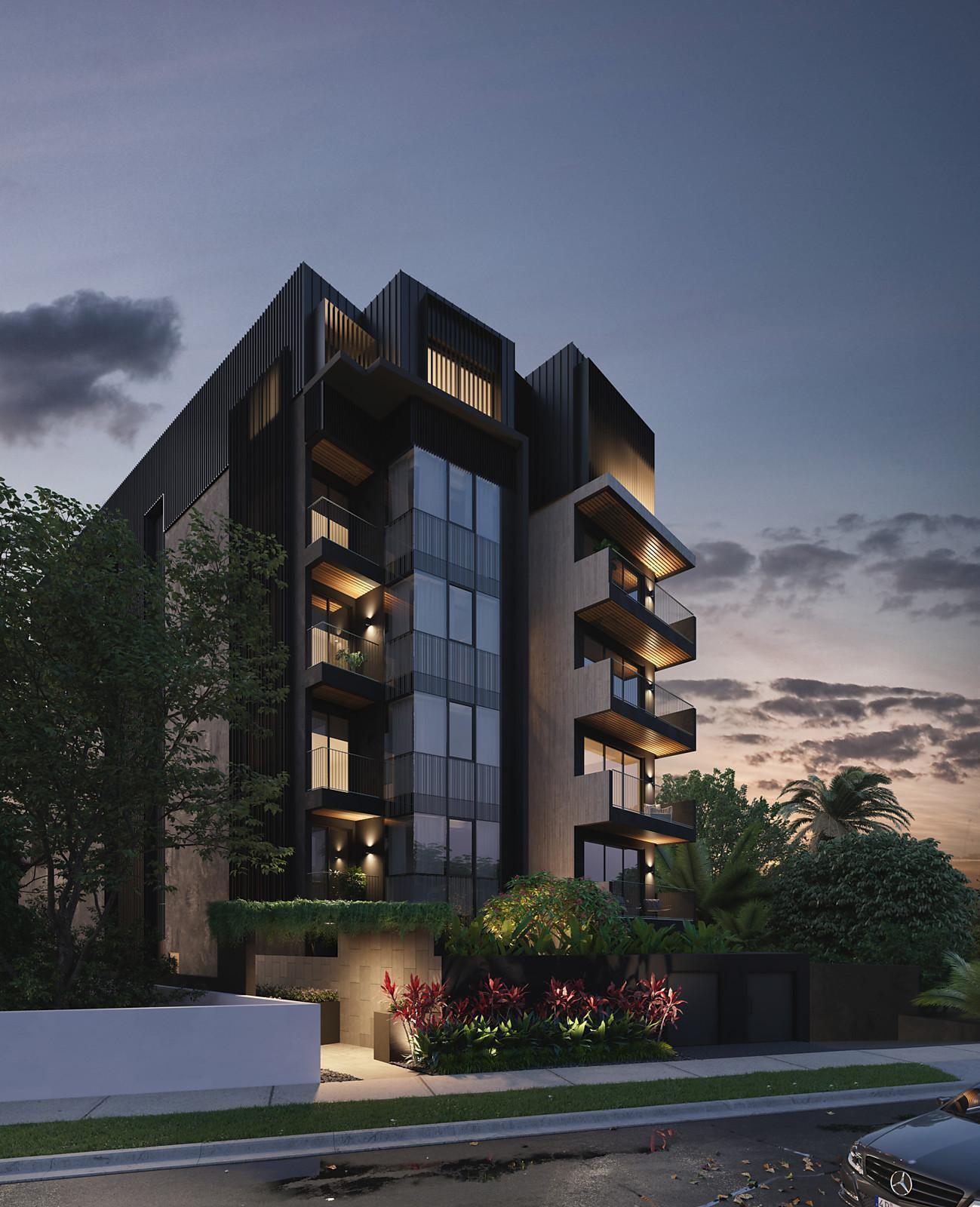 Equity Apartments Login: 1/9 Griffith Street, New Farm QLD 4005