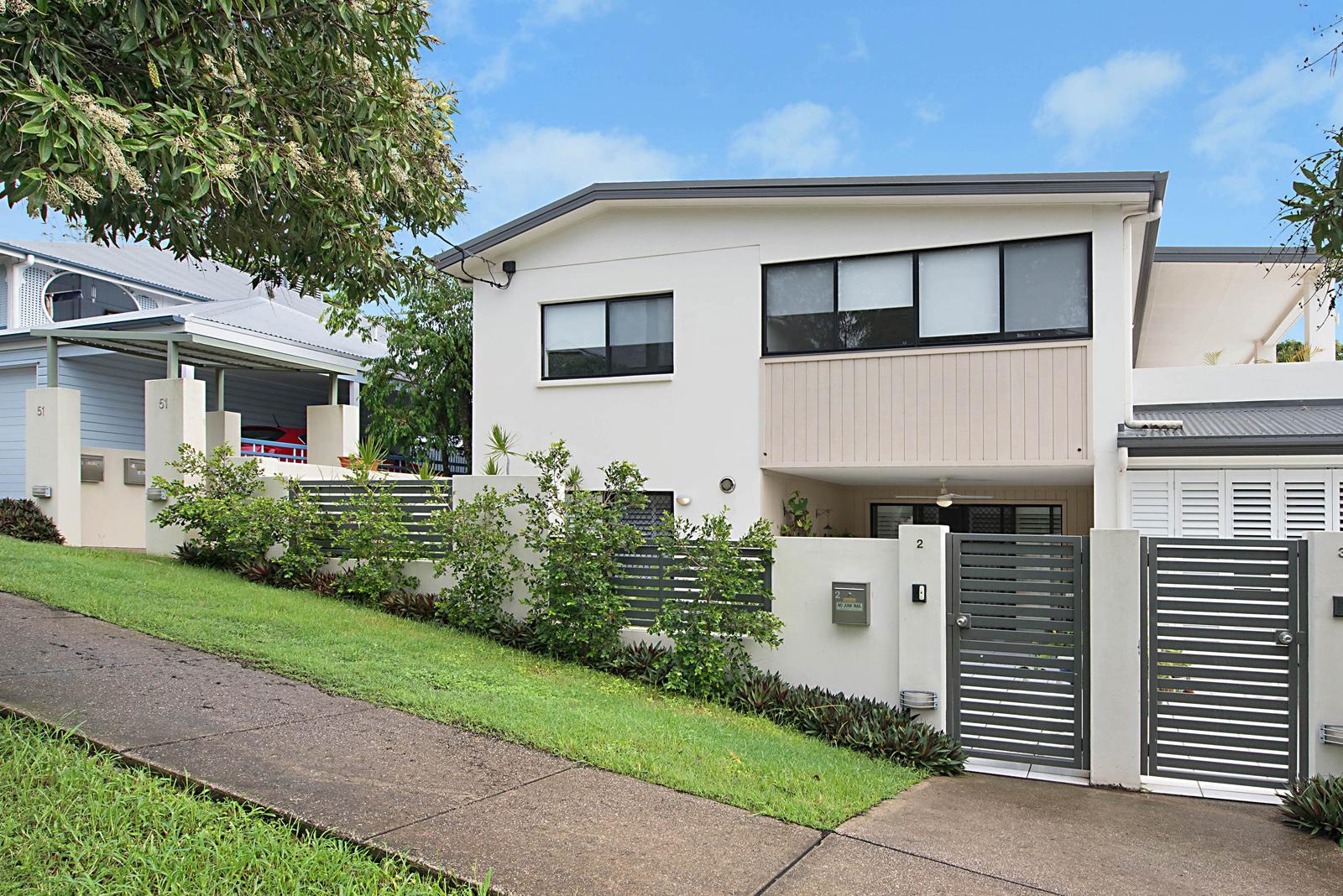 2/51 Elizabeth Street, Toowong QLD 4066