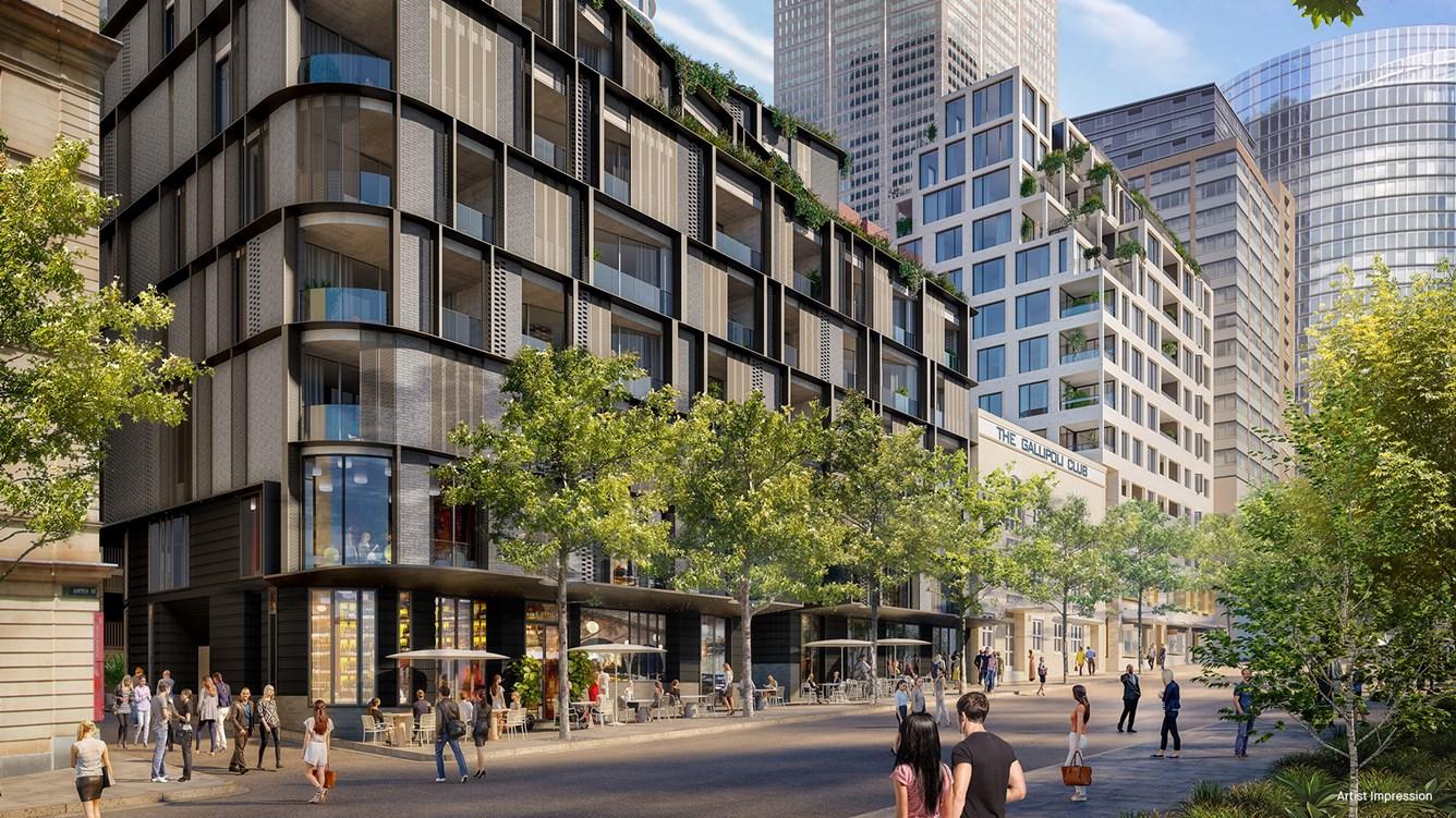 Picture of Loftus Street Sydney