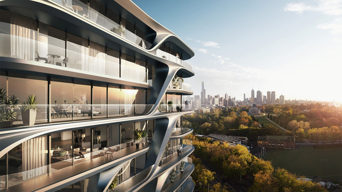 New Off The Plan Properties For Sale in Melbourne 3004, VIC 3004