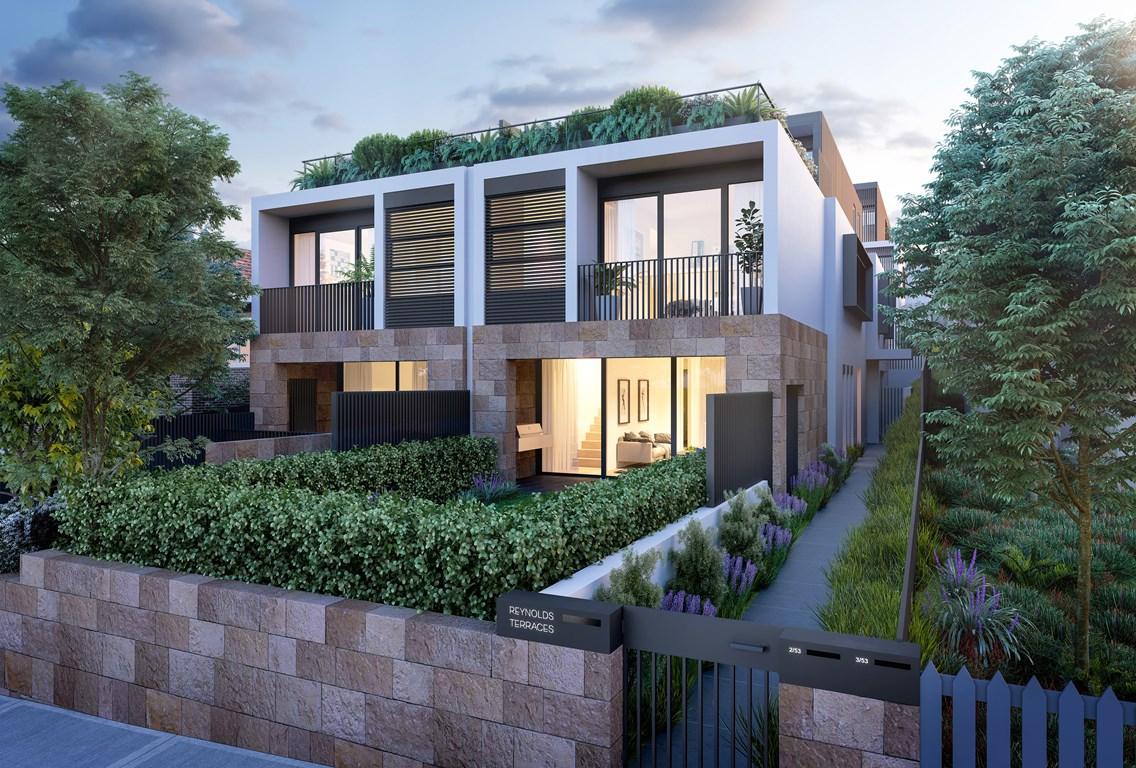 Reynolds Terraces