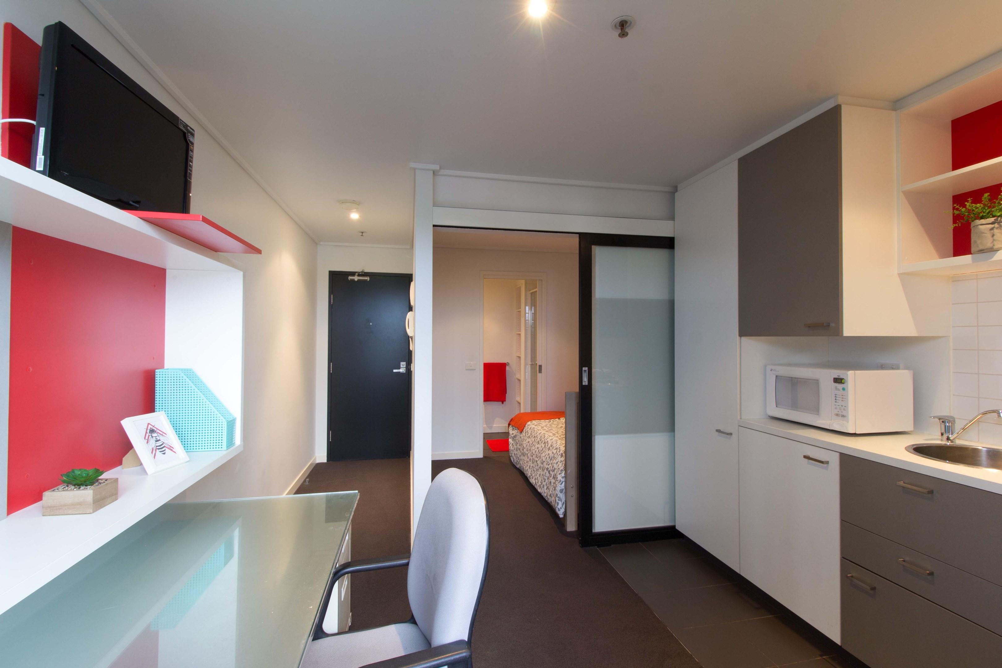 105/593 Elizabeth Street, Melbourne VIC 3000 - Apartment ...
