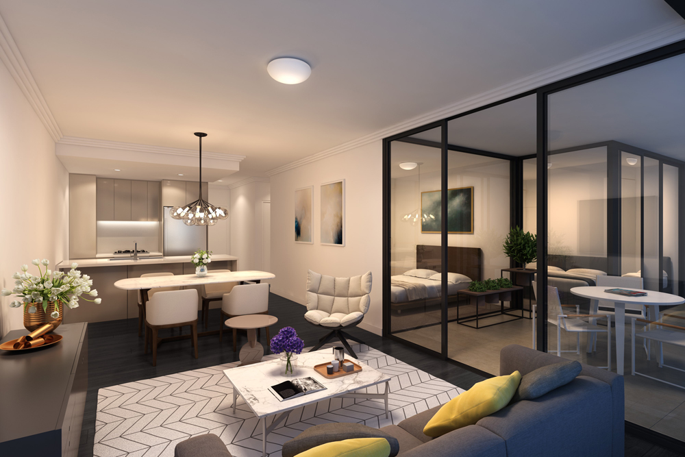 sydney olympic park off the plan apartment for sale. Black Bedroom Furniture Sets. Home Design Ideas