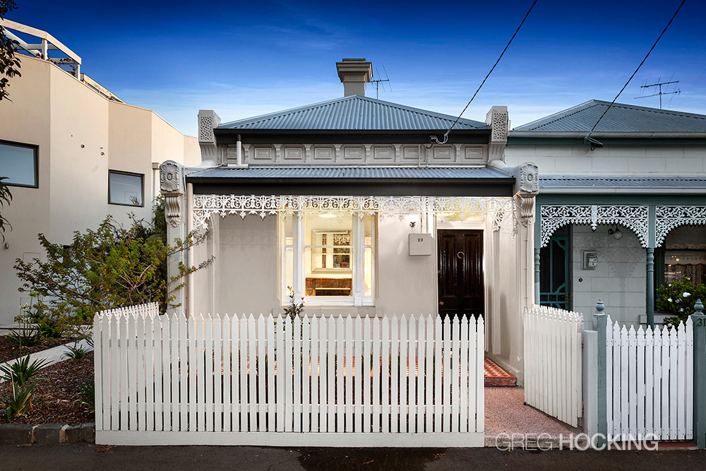 Picture of 29 St Vincent Street, Albert Park