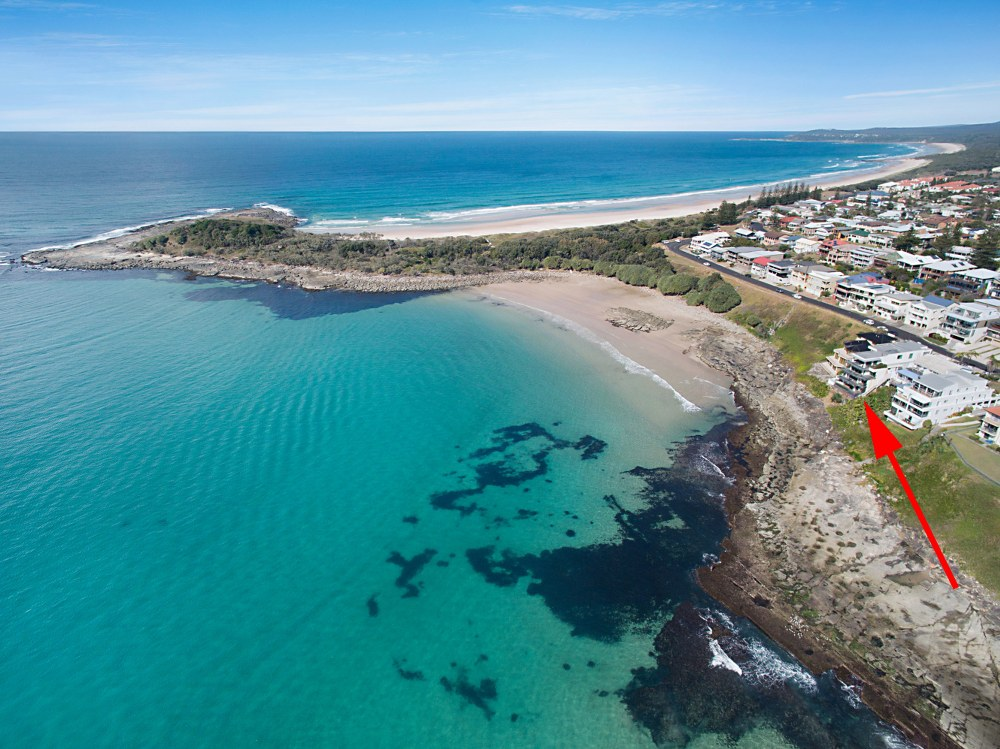 2 6 ocean street yamba nsw 2464 apartment for sale for Beach house designs south coast nsw