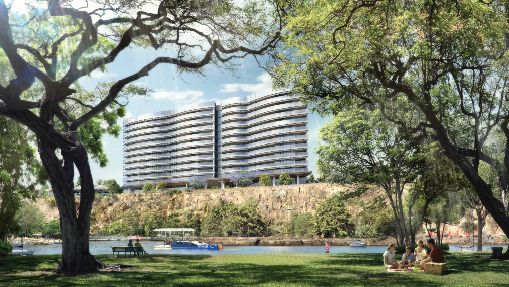 48 river terrace kangaroo point qld 4169 apartment for for 2 river terrace
