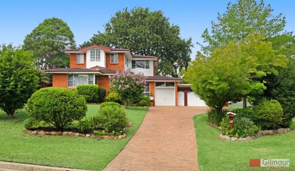 Picture of 32 Witonga Crescent, Baulkham Hills