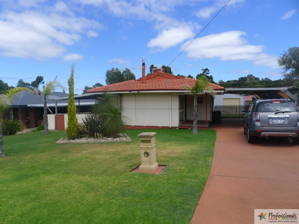 3 Blaydon Road, Collie WA 6225, Image 0