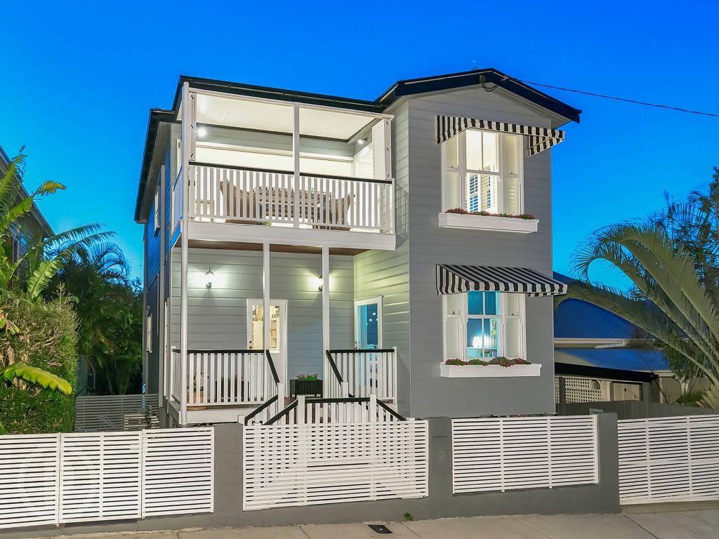 8 ranley terrace paddington qld 4064 house for sale for Queensland terrace
