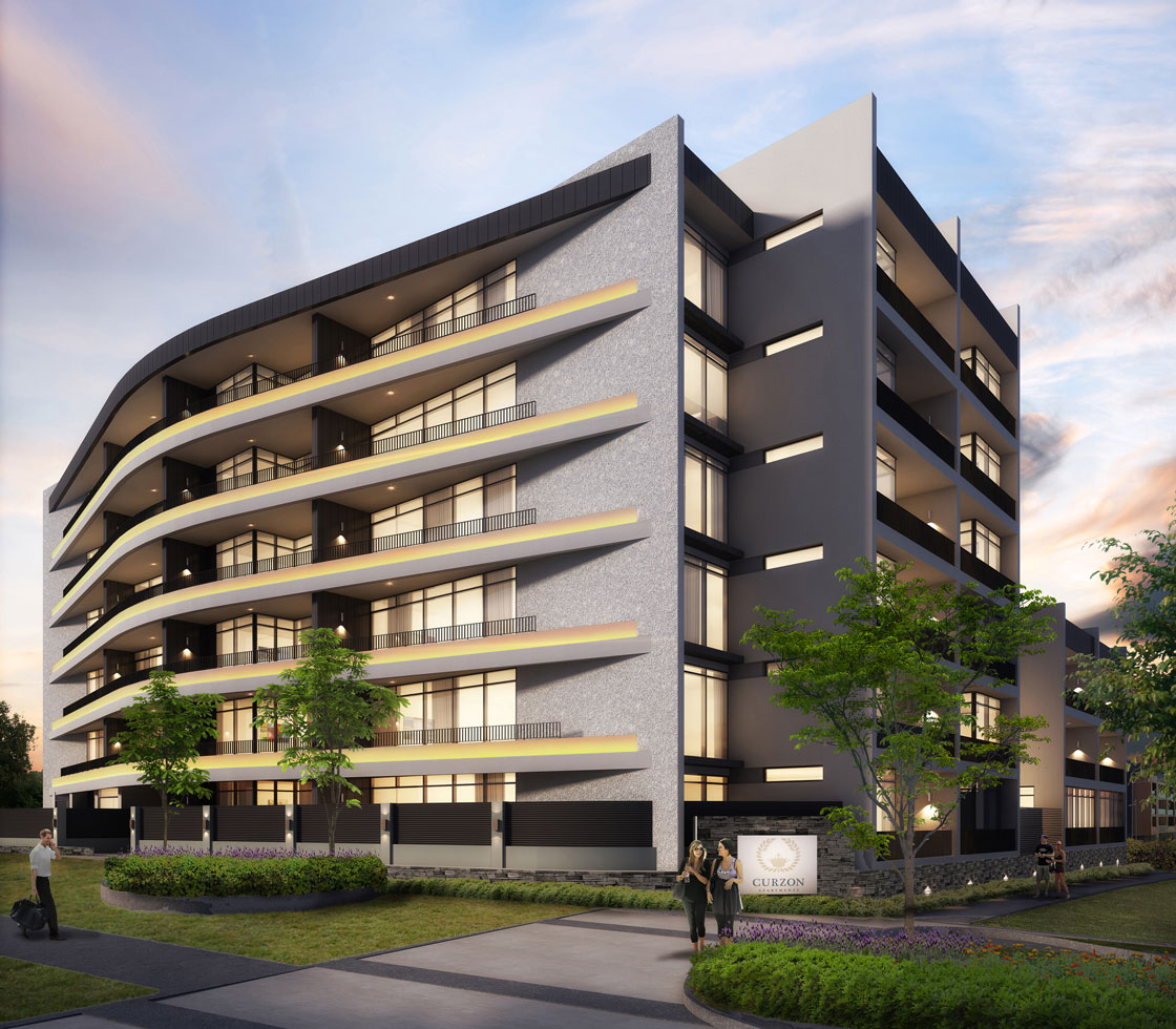 Affordable Luxury Apartments: Curzon Apartments In 566 Cotter Road, Wright ACT 2611