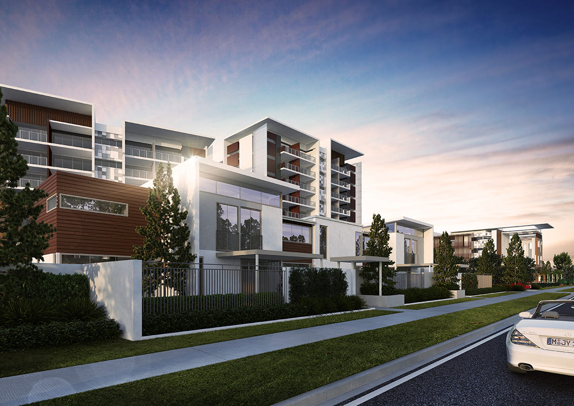 Anchorage Apartments In 93 Sheehan Ave Hope Island Qld 4212