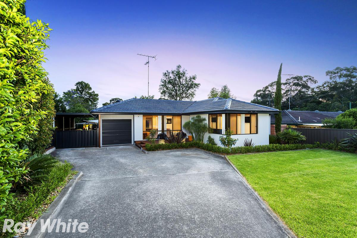 Picture of 3 Key Court, Baulkham Hills