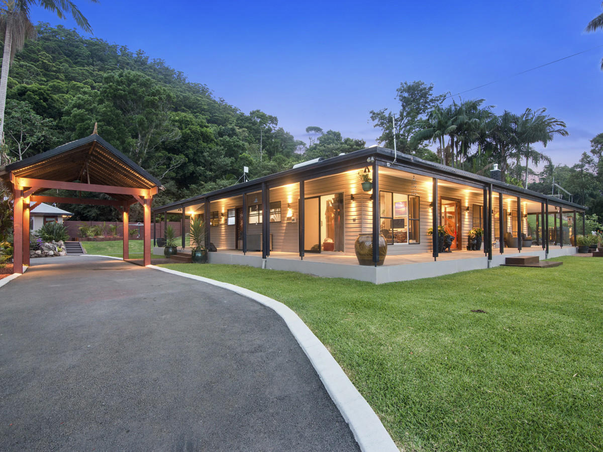 Farm Property For Sale Currumbin Valley Gold Coast
