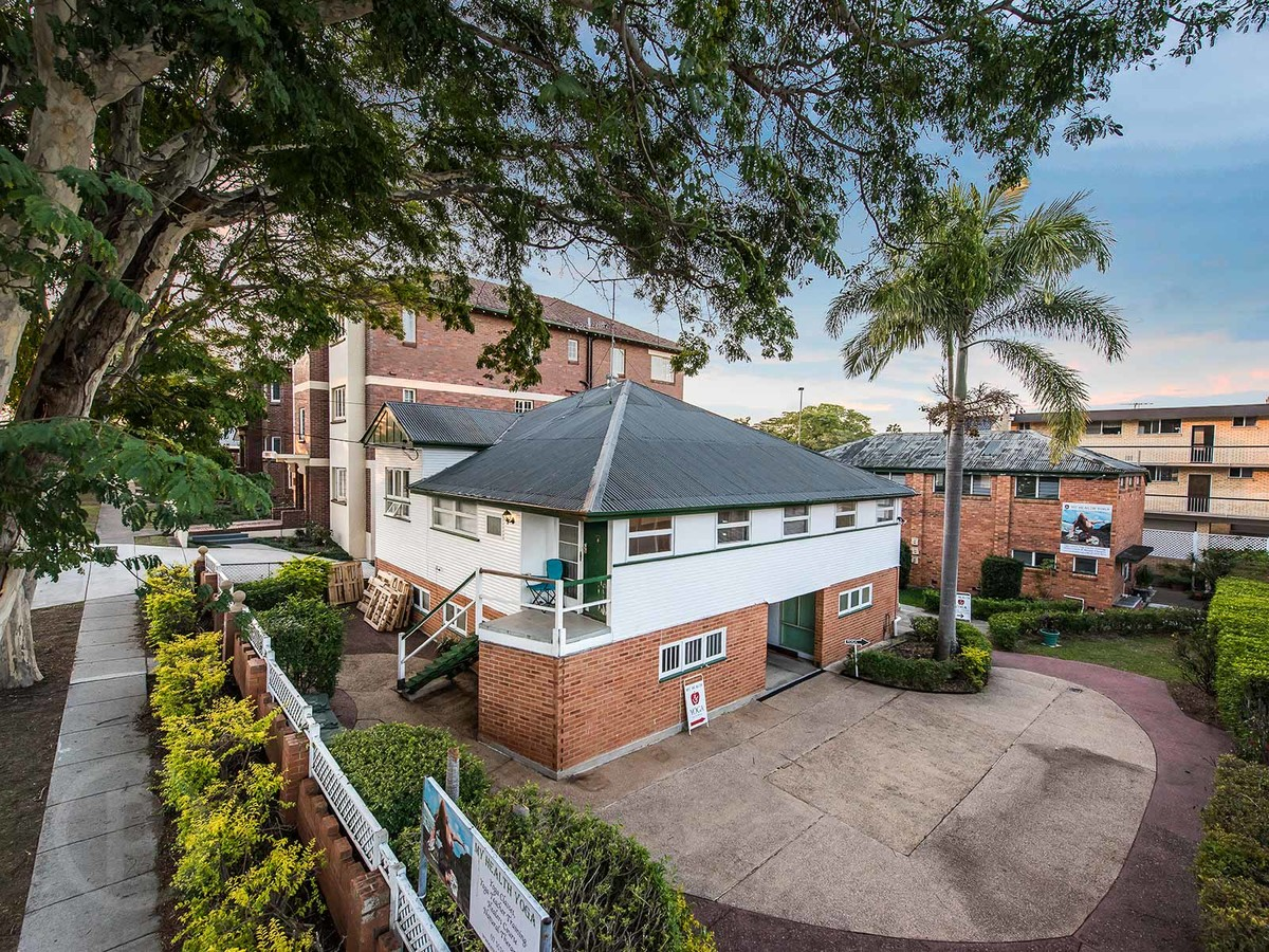 602 lower bowen terrace new farm qld 4005 house for for Queensland terrace