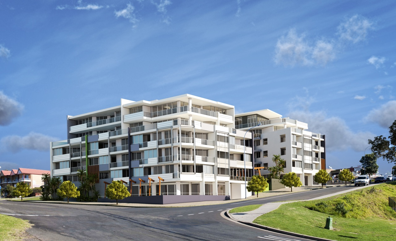 Harbourside Apartments Sydney Australia
