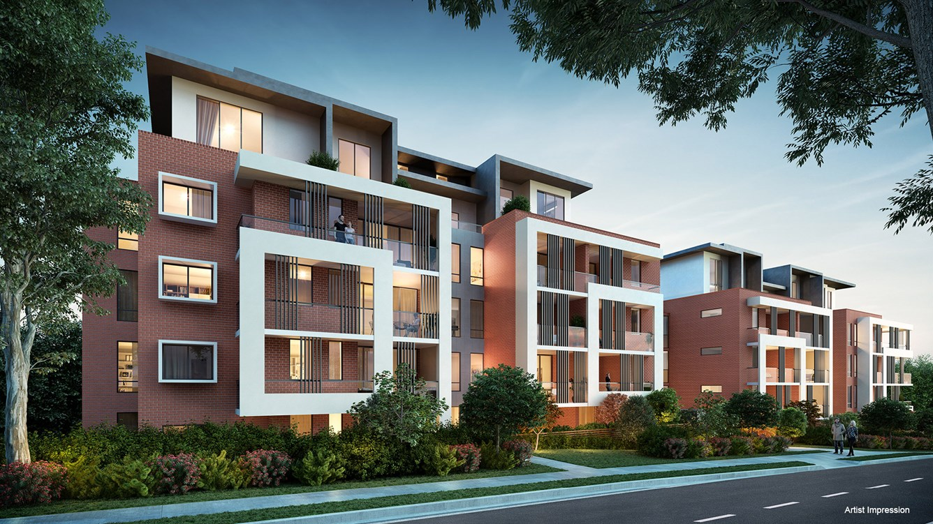 Picture of 28-34 Carlingford Road Epping