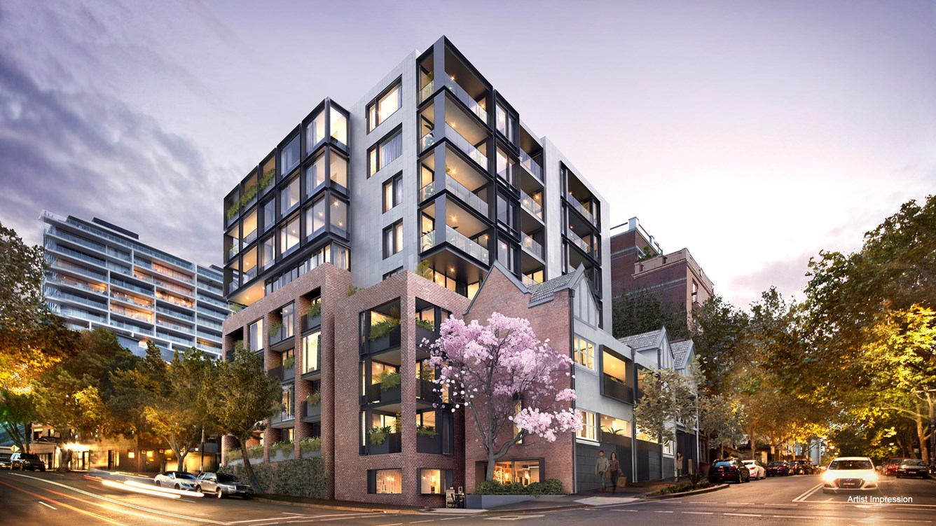 Picture of 37- 41  BayswaterRoad Potts Point