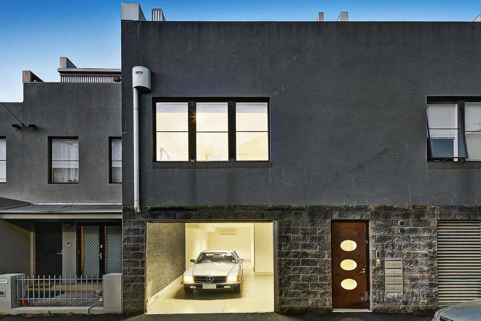 1/59 Leicester Street, Fitzroy