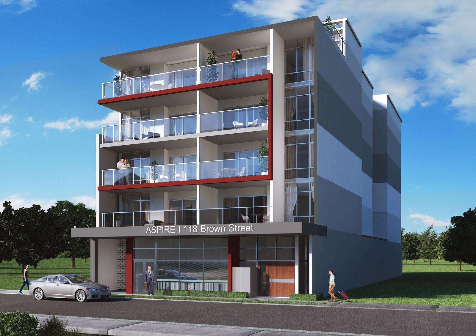 18/118 Brown Street, East Perth
