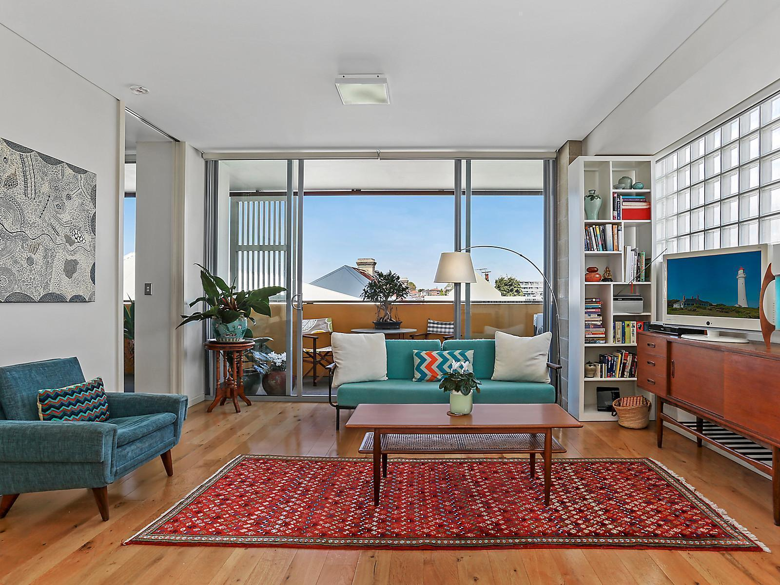 Picture of 206/276 Marrickville Road, Marrickville