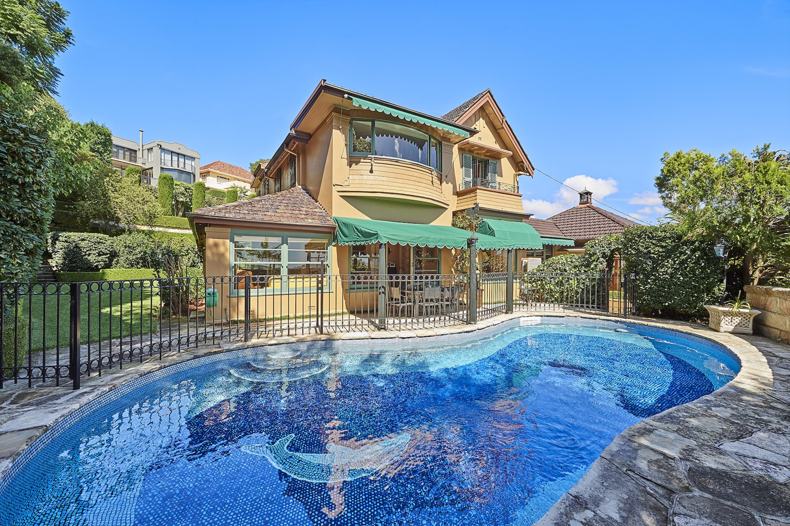 25 27 fairfax road bellevue hill nsw 2023 house for for Where is bellevue hill