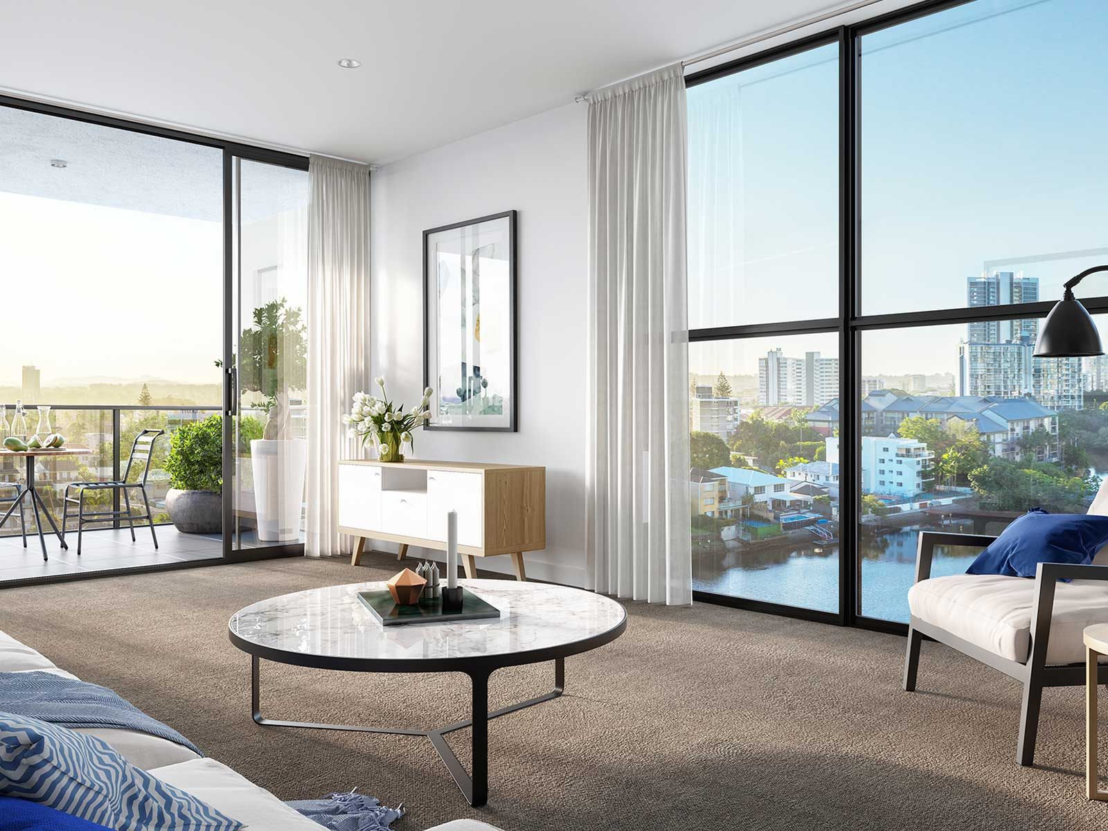 how to sell apartments off the plan qld