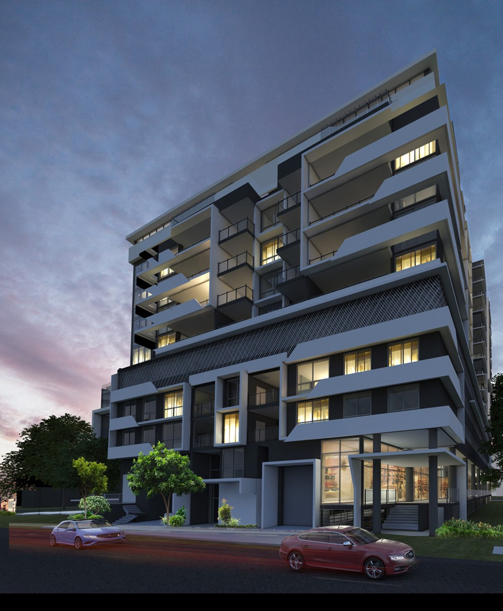 H Street Apartments: Linton Apartments In 91-97 Linton Street, Kangaroo Point
