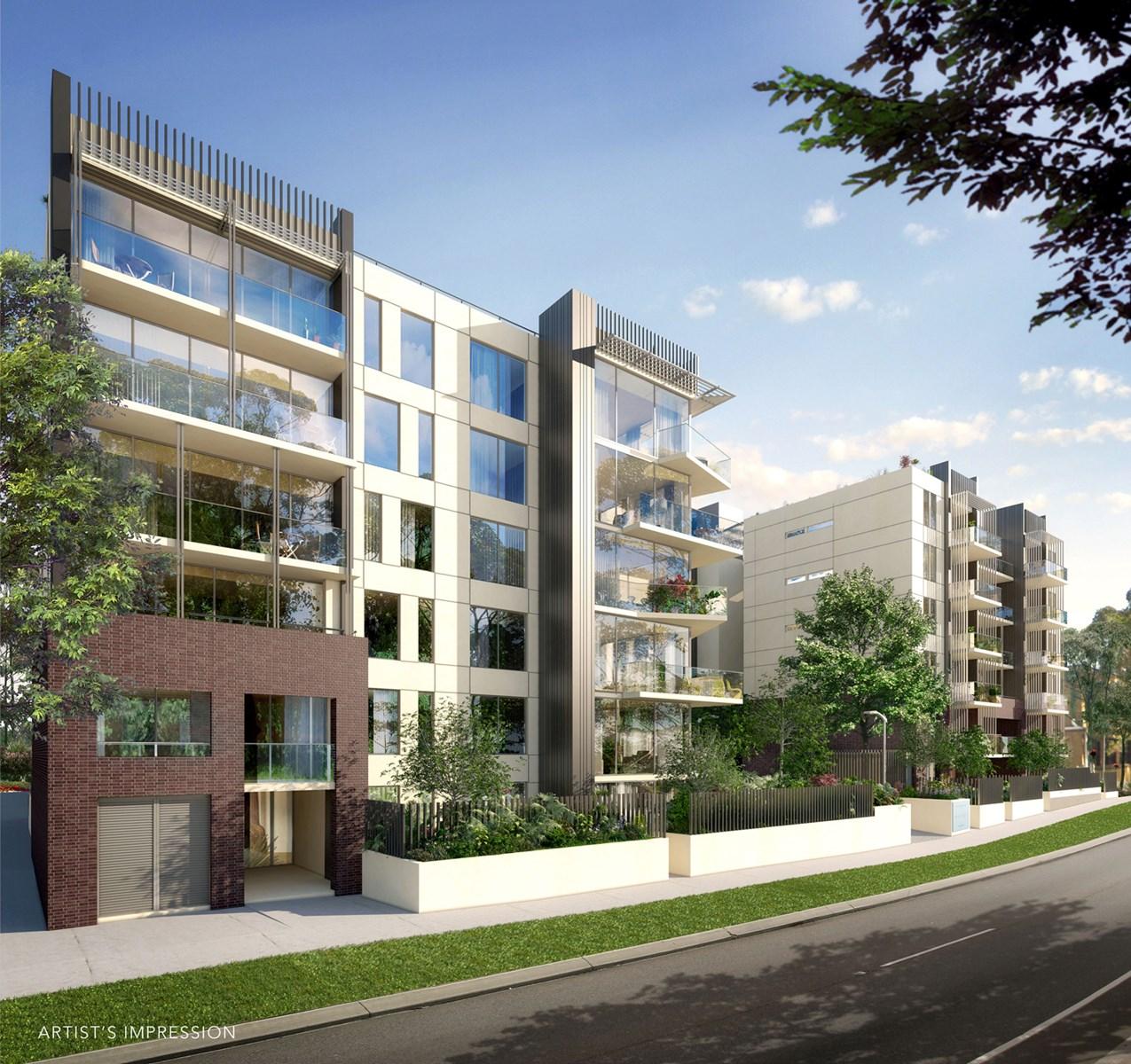 Maison Rosebery In 33-37 Mentmore Avenue, Rosebery NSW 2018