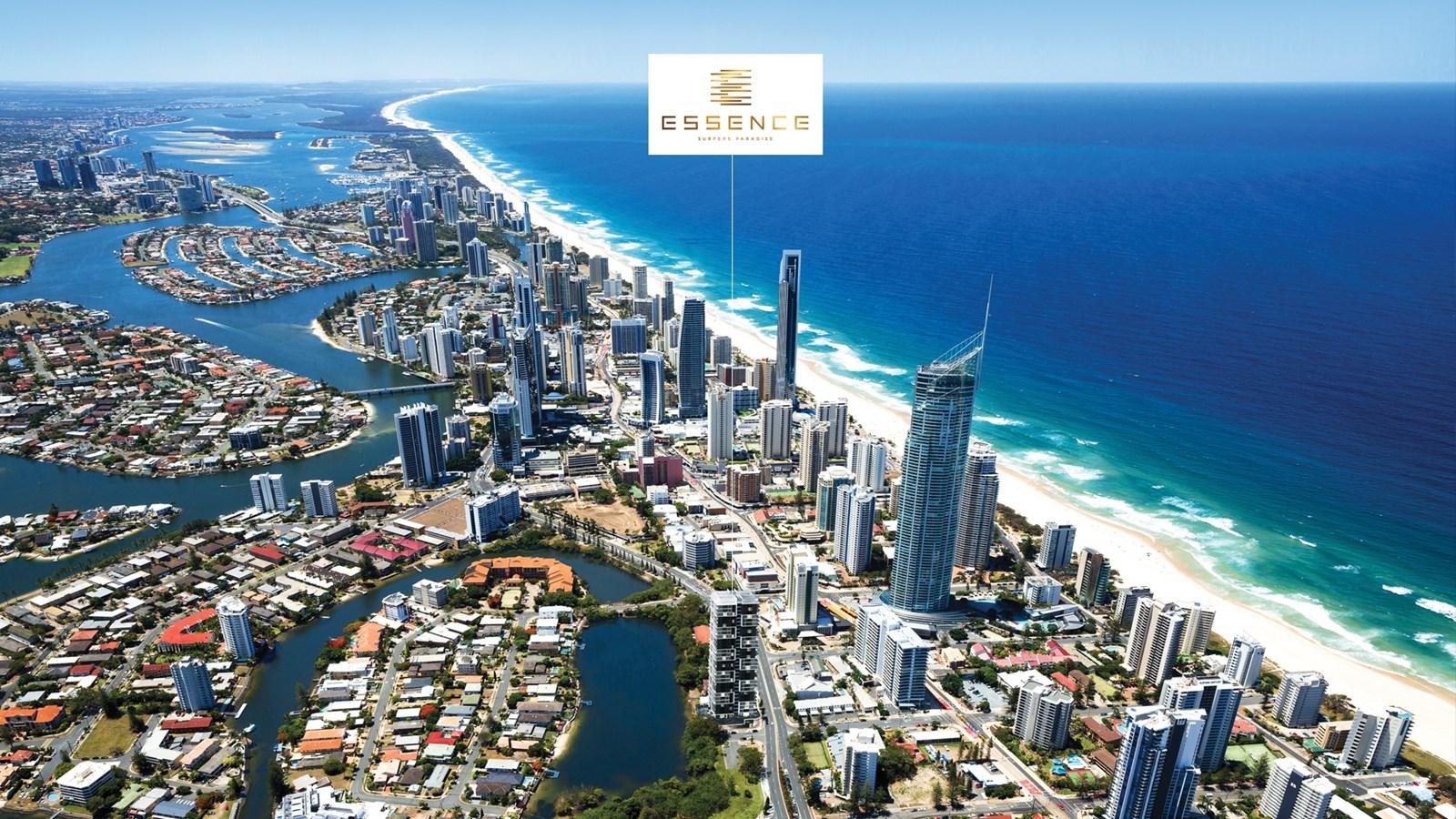Essence surfers paradise qld for sale domain