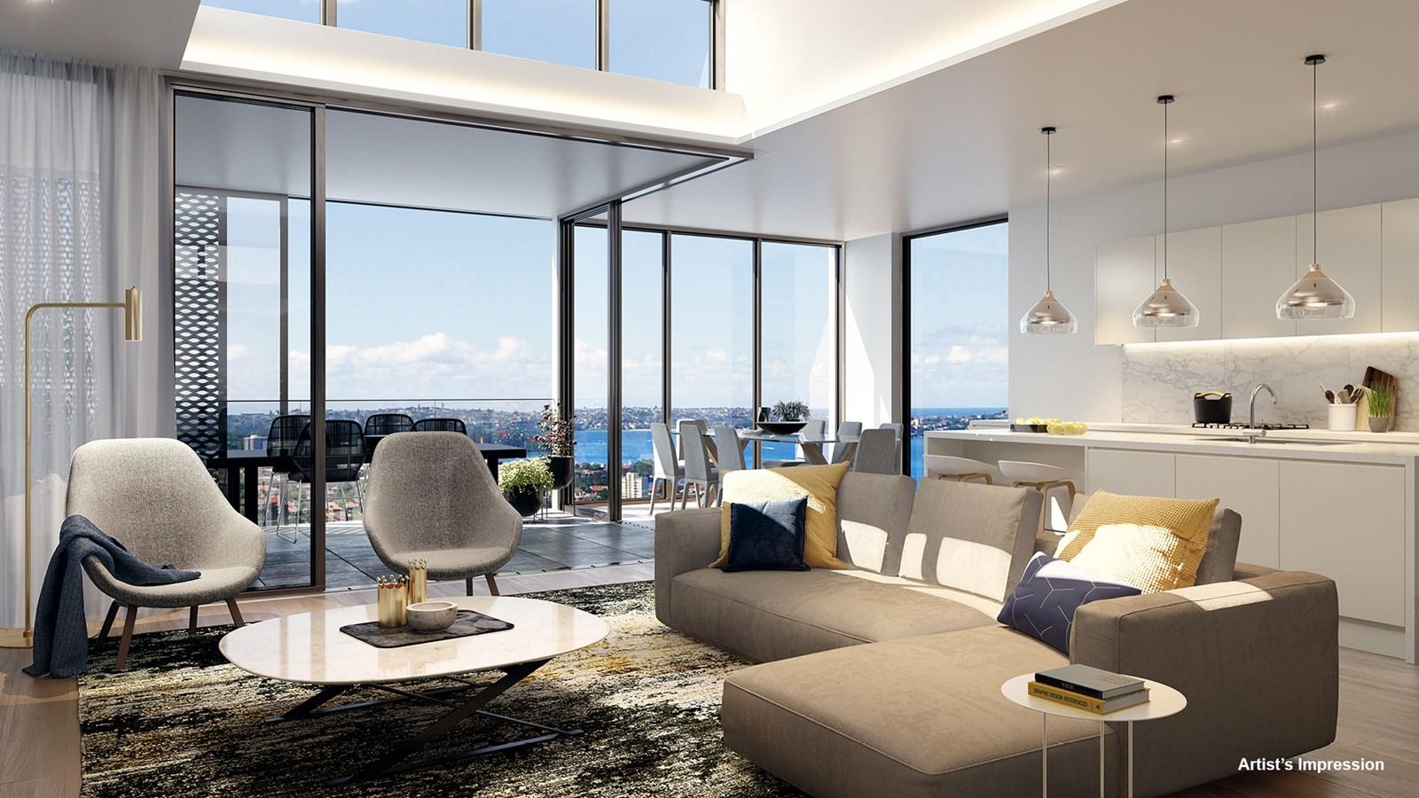 ... Vantage Residences, 229 Miller Street , North Sydney, Image 4 ...