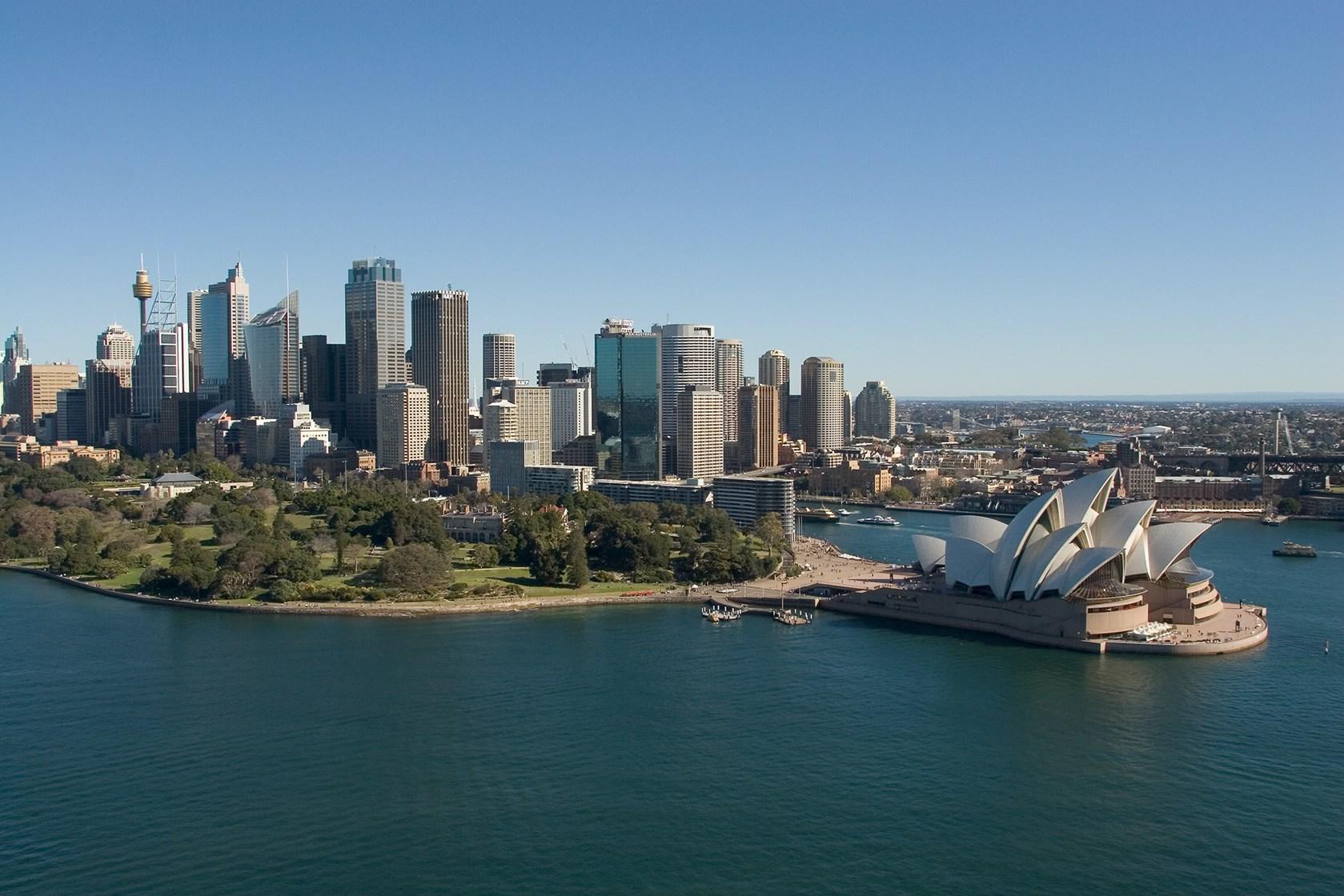 Sydney hero image