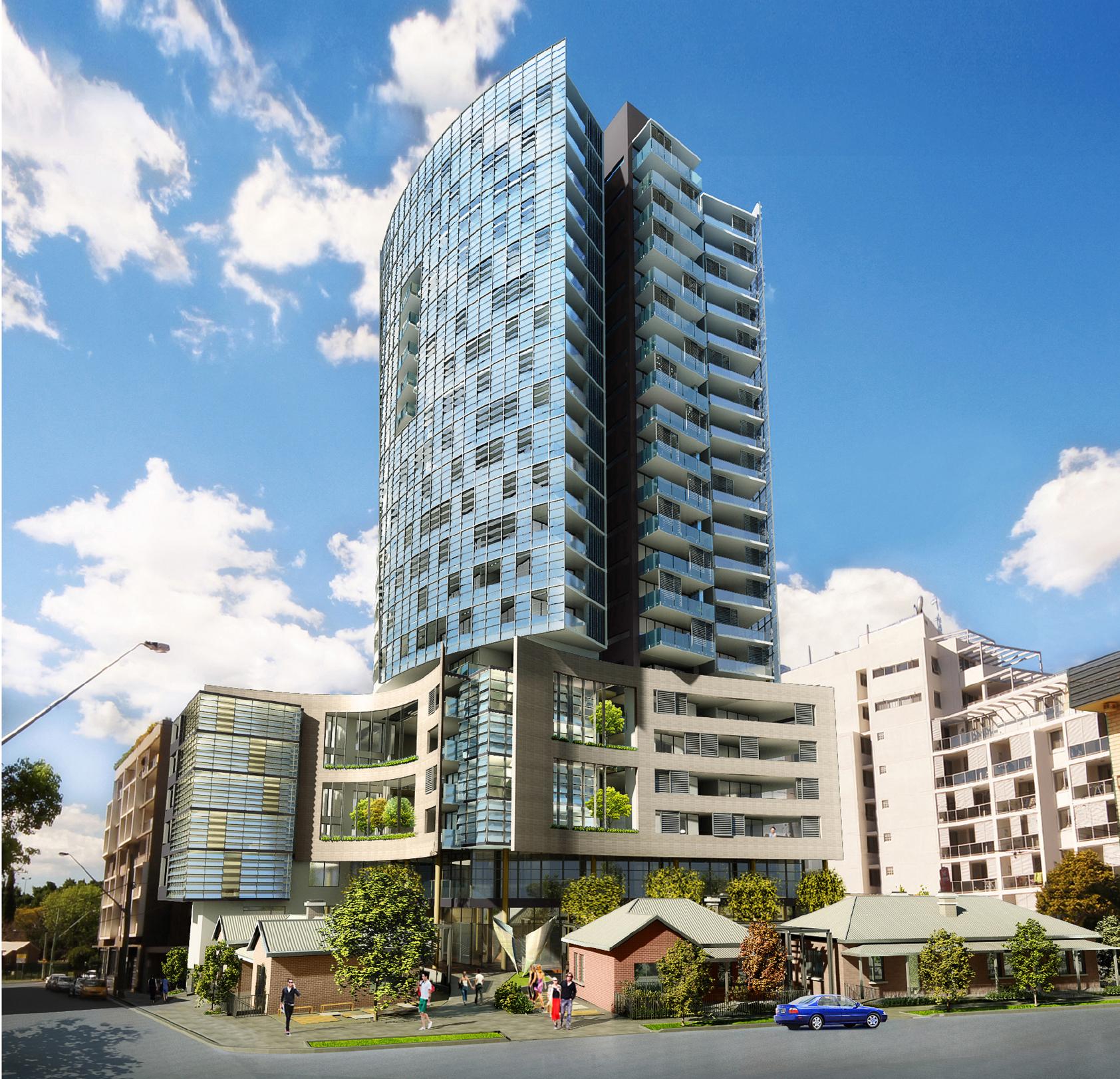 Level 7/23 Hassall  Street, Parramatta