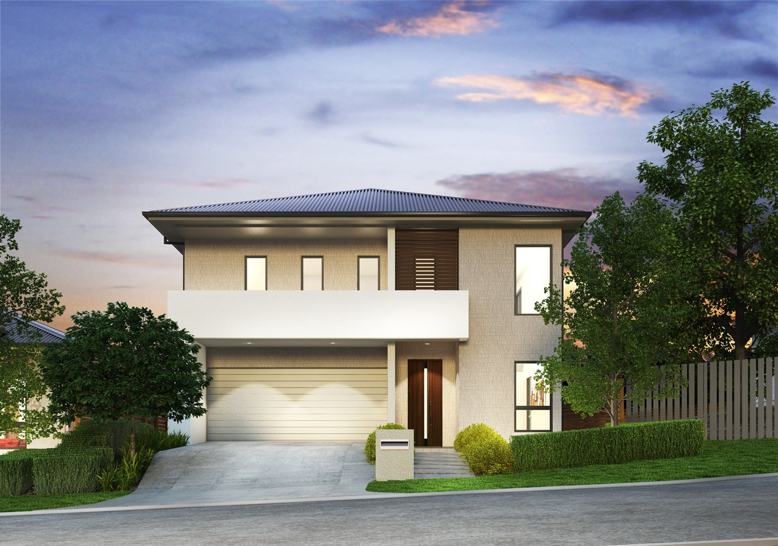 39 The Hermitage Way Gledswood Hills Nsw 2557 House For