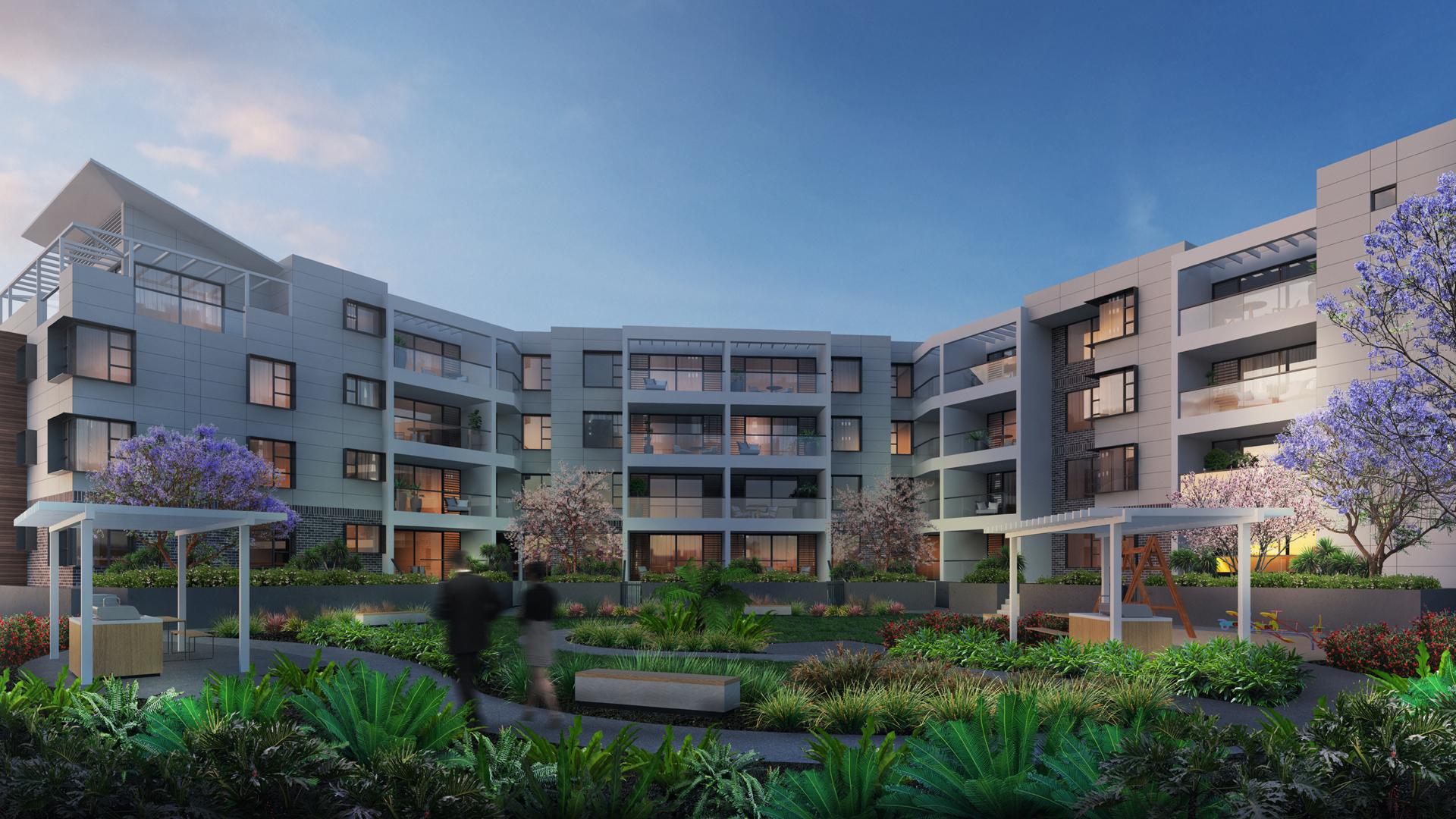 Rockdale Garden Apartments
