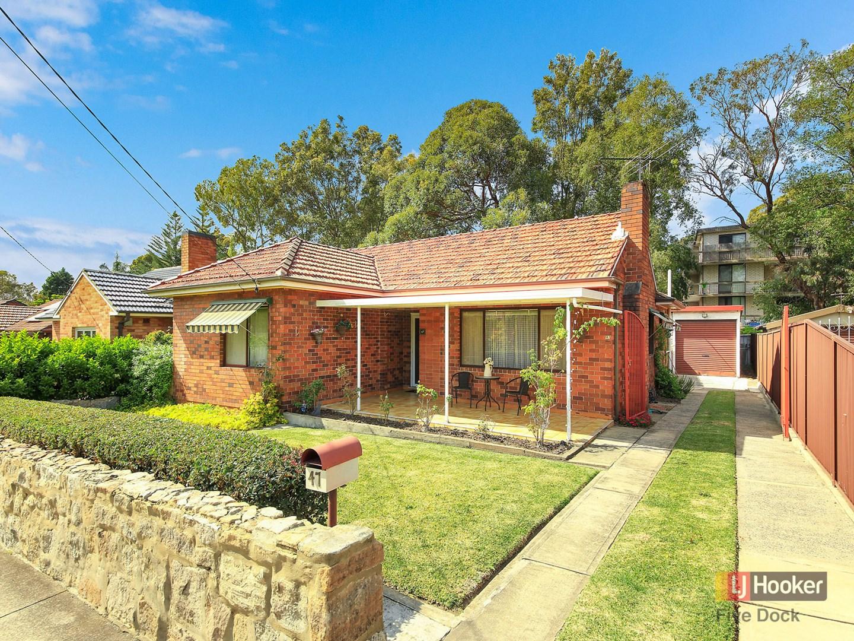 47 Curtin Avenue, Abbotsford NSW 2046, Image 0