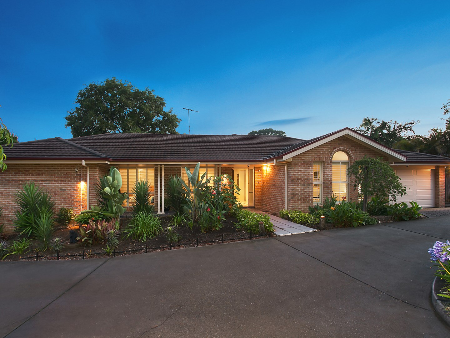 124a berowra waters road berowra nsw 2081 house for for Single level home designs nsw