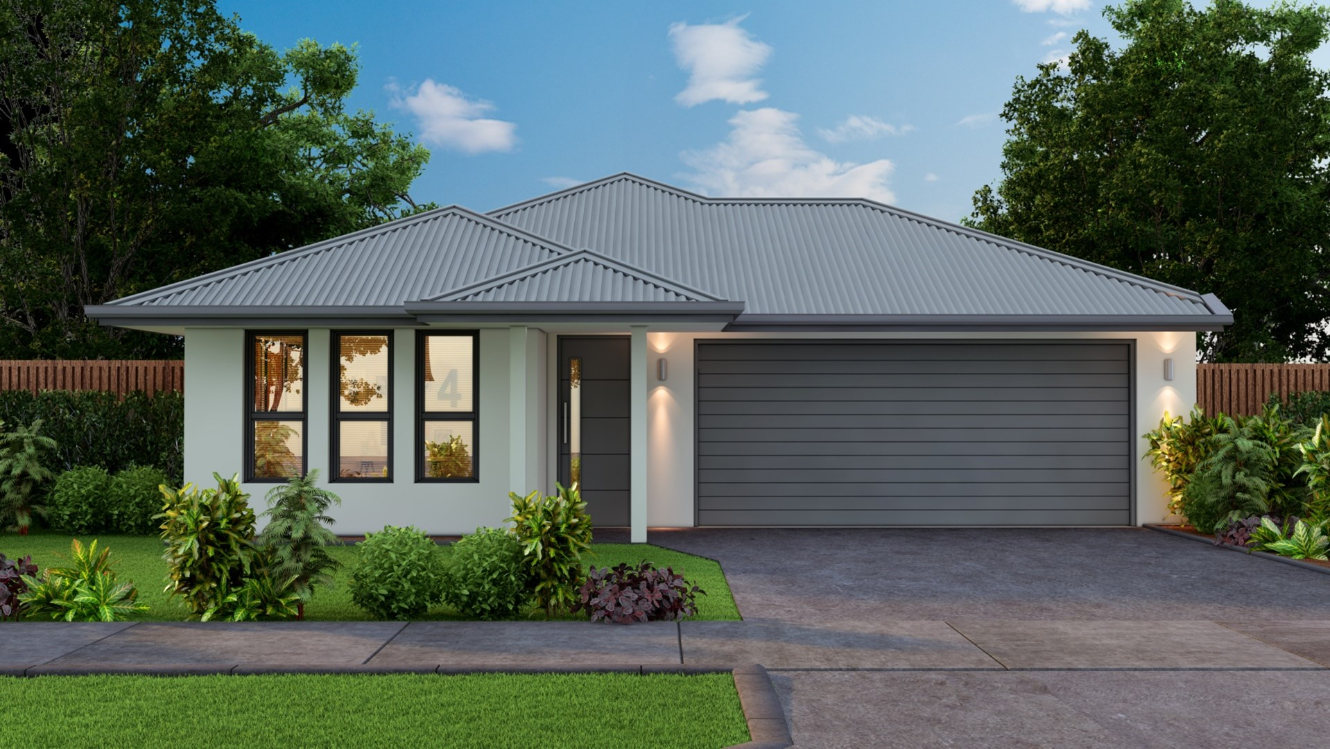 New road woombye qld 4559 off the plan house for sale for New home designs queensland