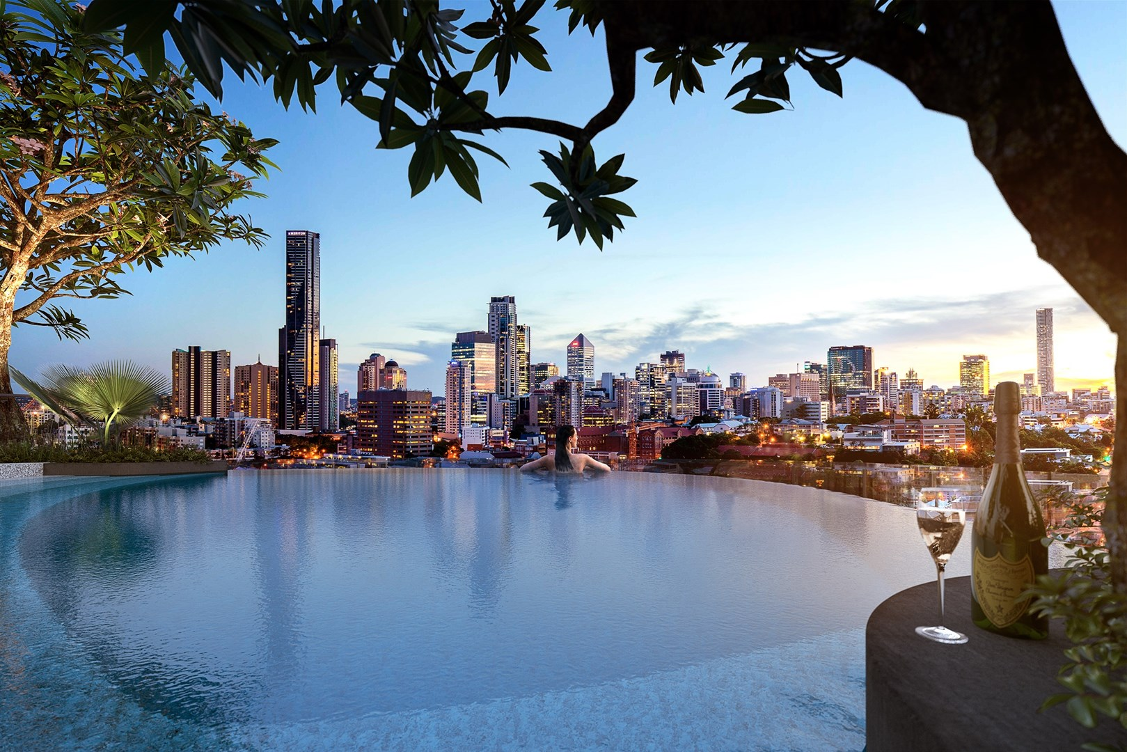 Brisbane Apartments In Cnr Water And Brunswick Streets Fortitude Valley Qld 4006