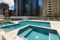 Picture of 1606/108 Albert Street, Brisbane City