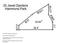 Picture of 33 Jewel Gardens, Hammond Park