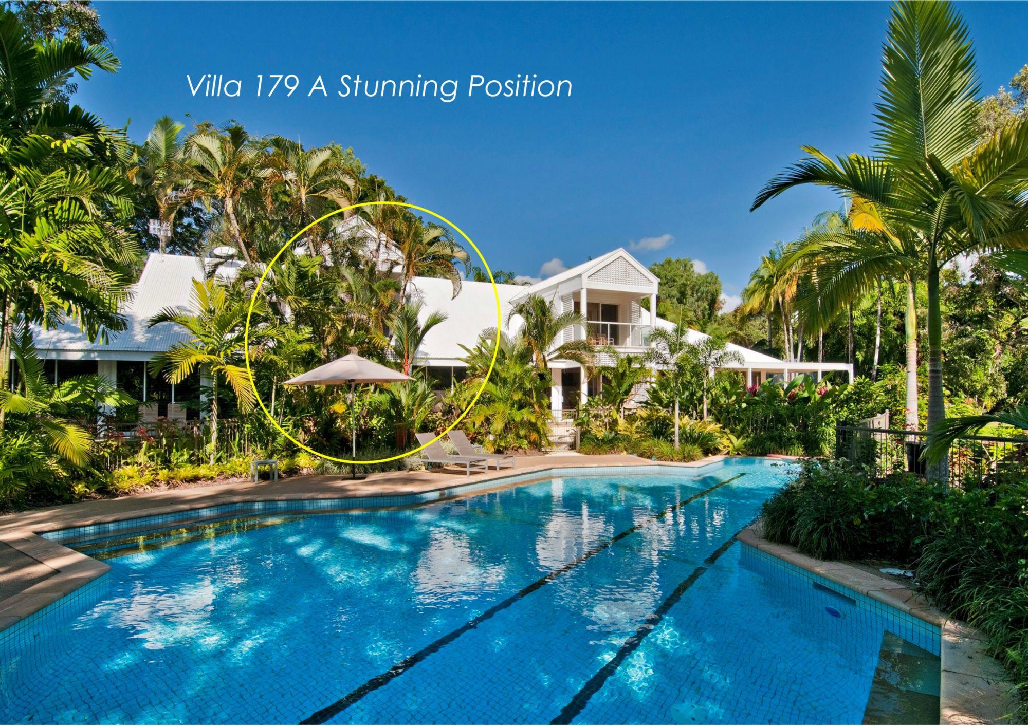 villa 179 sheraton mirage resort port douglas qld 4877. Black Bedroom Furniture Sets. Home Design Ideas