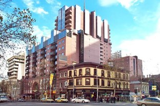 Picture of 322/181 Exhibition Street, Melbourne