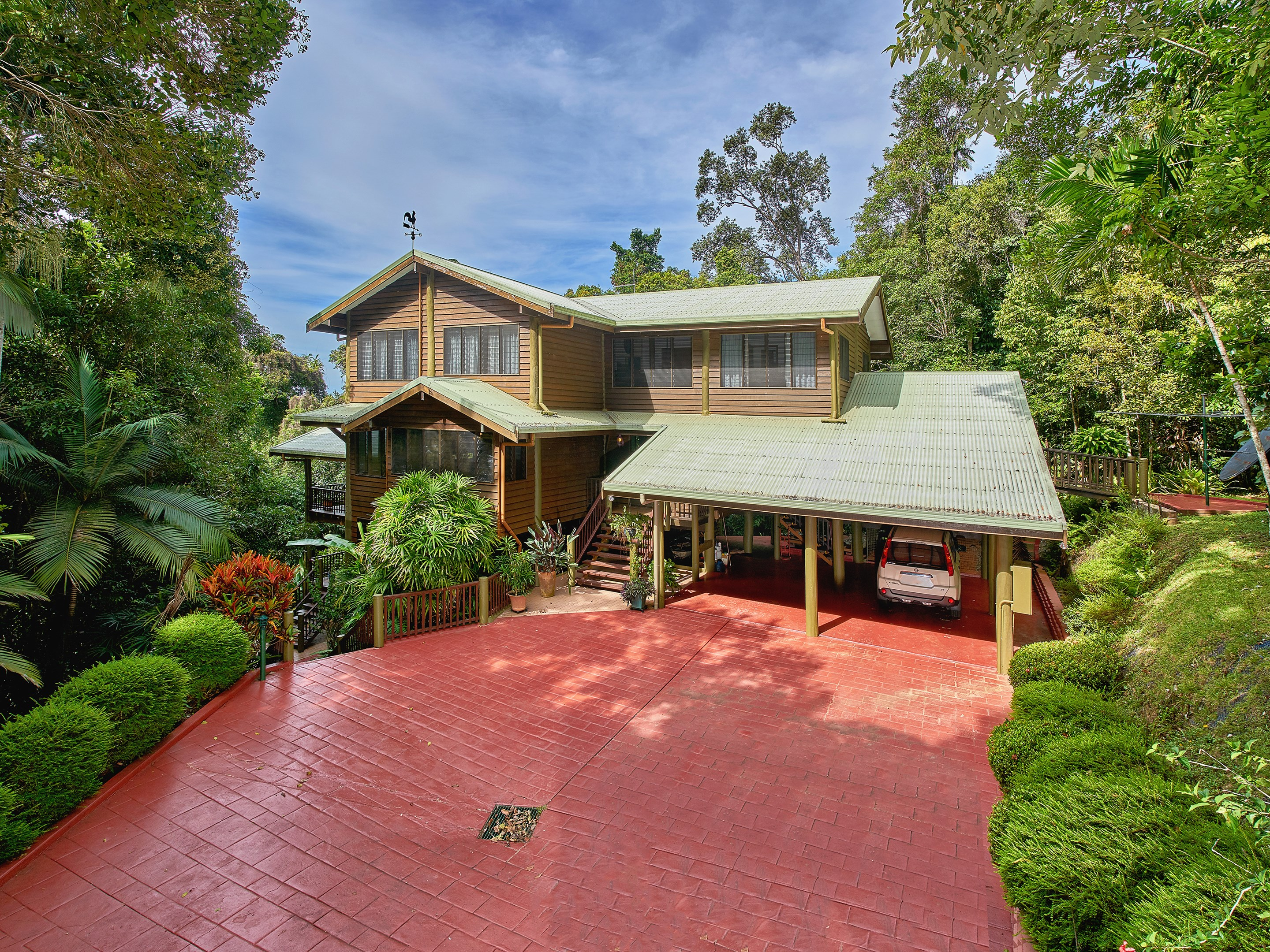 2 timber terrace smithfield qld 4878 house for sale for Queensland terrace