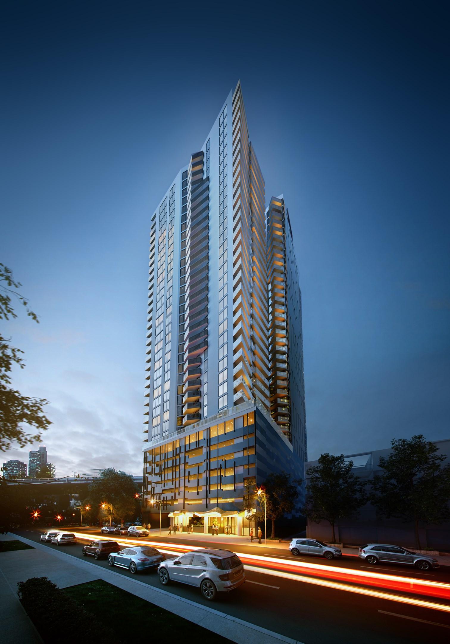E3501/42-48 Balston Street, Southbank VIC 3006 - Apartment ...