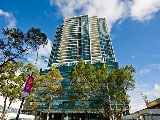 Diana li joyce property investments real estate agent for 181 adelaide terrace east perth