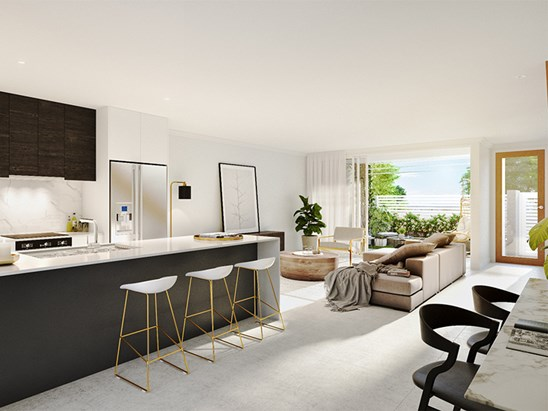 Brand new terrace homes from $599,000